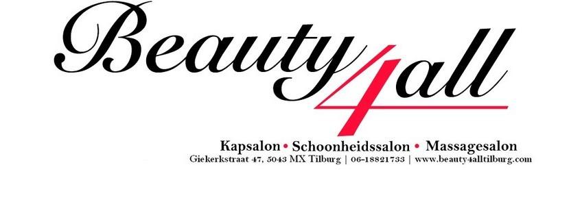 Referentie van Beauty 4 all voor administratiekantoor Tilburg