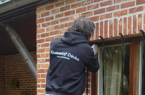 Referentie van Klusbedrijf Davko voor administratiekantoor Tilburg